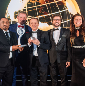 Oman Air and Muscat Duty Free awarded Inflight Retailer of the year 2017